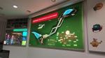 V informačním středisku elektrárny Dlouhé stráně...