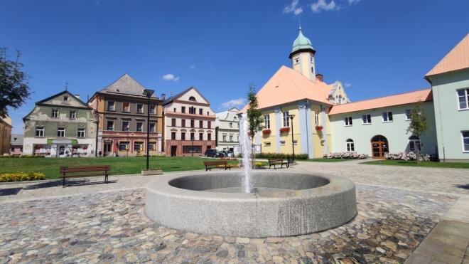 Javorník a městská památková zóna...