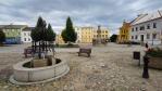 Úžasné náměstí s mimořadným dlážděním musíte vidět!