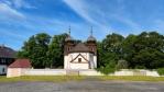 Kostel sv. Anny v Javorné.