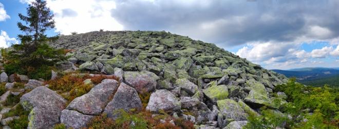 Panorama - znáte lepší pohled na Luzný?