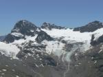 Majestátní nejvyššího hora oblasti, Pitz Buin