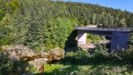 Jizera - most přes Martinské údolí.