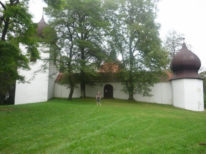 Kostel sv. Anny u Kraselova