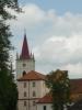 Kostel poprvé