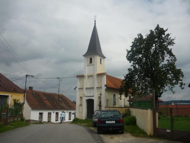 Barokní kaple sv. Vojtěcha