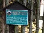 I uvnitř Boubínské obory je menší prales - Milešovský a my hned za ním slyšíme první jelení vyřvávání. Je to zatím z velké dálky, ale i tak má Špagetka nahnáno.