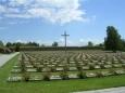 Fotka hrobů (foceno v červnu)