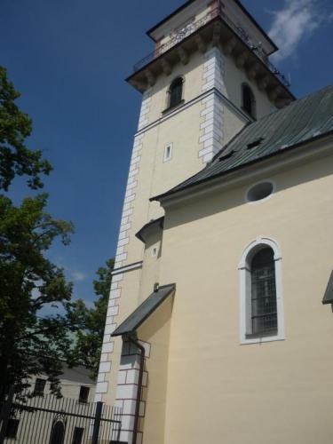 Kostel v Bojnicích