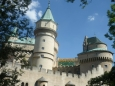 Hradby s věží