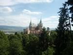 Naposledy pohled na zámek :) No není nádherný?