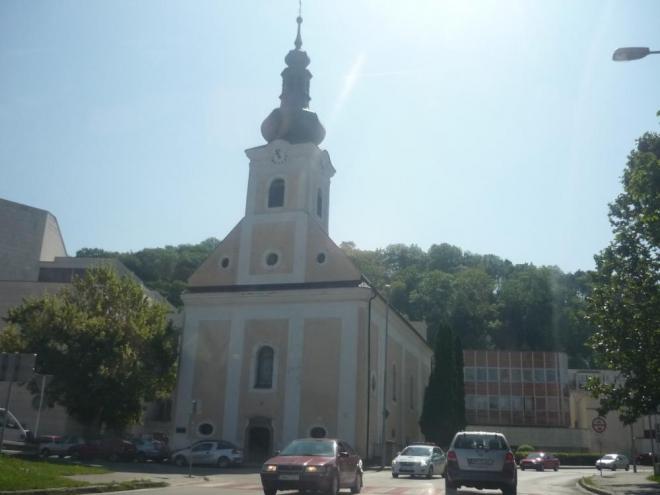Evangelický kostel v Trenčíně