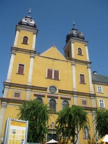 Piaristický kostel sv. Františka Xaverského