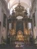 V chrámu Panny Marie Vítězné