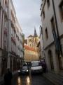 Cesta na Staroměstské náměstí