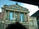 Státní opera (foceno z autobusu)