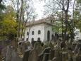 Jiný pohled na hřbitov