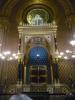 Uvnitř Španělské synagogy