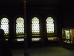 Okna v synagoze