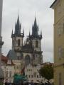 Pohled na Staroměstské náměstí