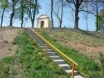 Kaplička mezi Novosedly a Štěchovicemi