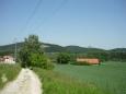 Cesta z kopce