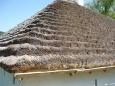Slaměná střecha