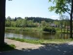 Rybník v Němčicích